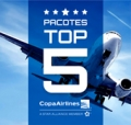 Pacotes Top 5 Copa Airlines