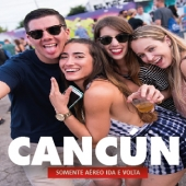 Cancún com American Airlines