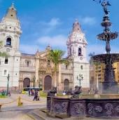 Carnaval em Lima e Machu Picchu