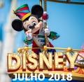 Férias Disney Julho 2018