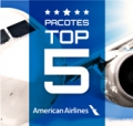 Pacotes Top 5 American Airlines