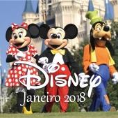 Férias na Disney 2018