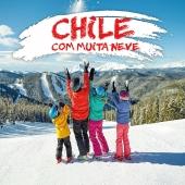 Chile com muita neve